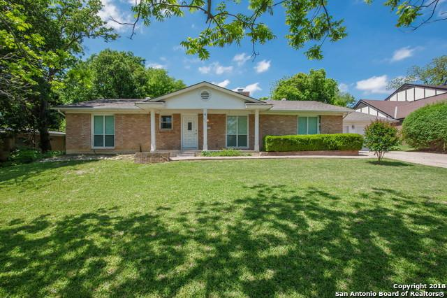407 E Hathaway Dr, San Antonio, TX 78209 (MLS #1305748) :: Alexis Weigand Real Estate Group