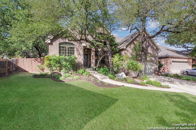 9207 Fossil Ranch, Helotes, TX 78023 (MLS #1305856) :: Exquisite Properties, LLC