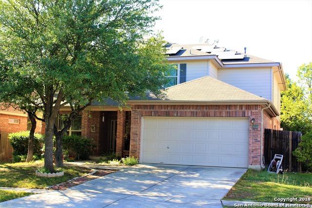 8615 Cantua Creek, Helotes, TX 78023 (MLS #1305899) :: Carolina Garcia Real Estate Group