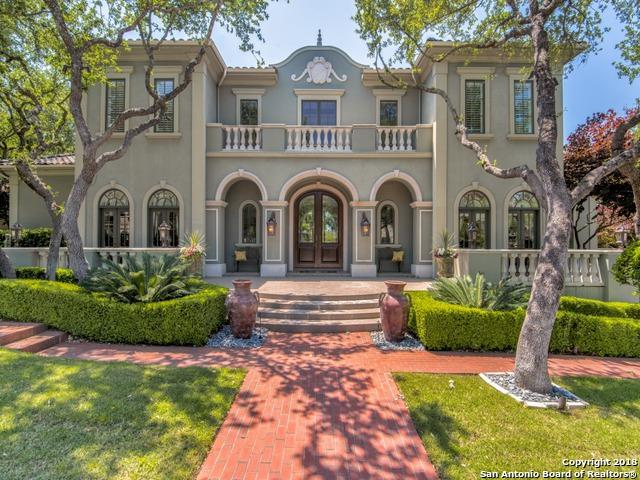 128 Turnberry Way, San Antonio, TX 78230 (MLS #1305967) :: Magnolia Realty