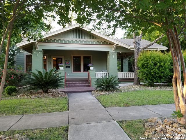 1109 W Craig Pl, San Antonio, TX 78201 (MLS #1306010) :: Ultimate Real Estate Services