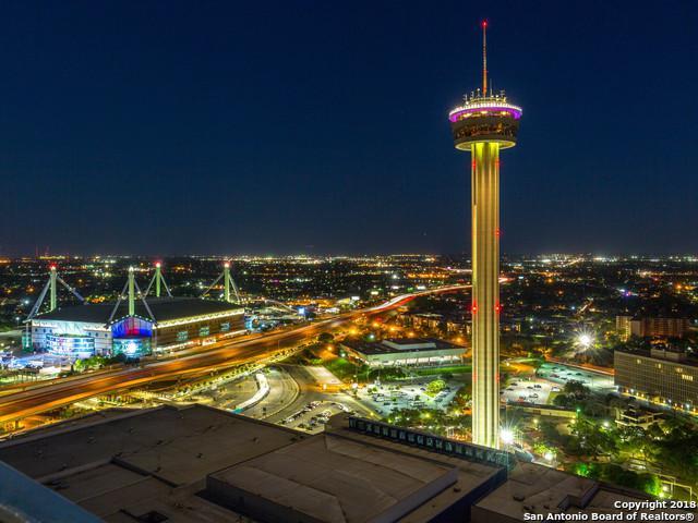 610 E Market St #3006, San Antonio, TX 78205 (MLS #1306070) :: NewHomePrograms.com LLC