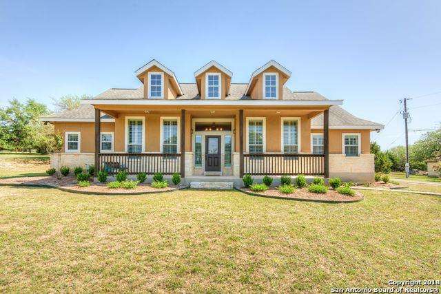 323 Lost Creek Dr, Bulverde, TX 78163 (MLS #1306100) :: Erin Caraway Group