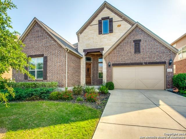 8235 Mystic Chase, Boerne, TX 78015 (MLS #1306141) :: Alexis Weigand Real Estate Group