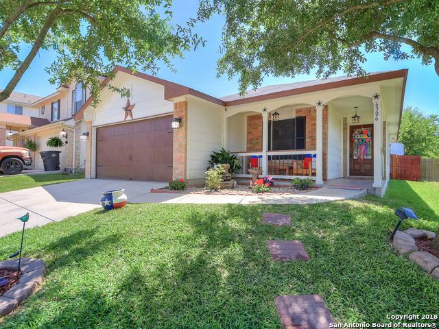 6306 Ruffled Grouse, San Antonio, TX 78233 (MLS #1306190) :: Magnolia Realty