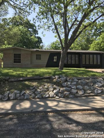 127 Greenmeadow Blvd, San Antonio, TX 78213 (MLS #1306386) :: The Castillo Group