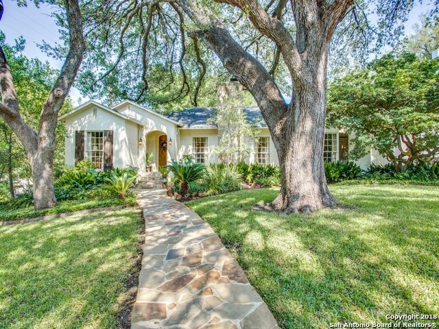 404 Charles Rd, San Antonio, TX 78209 (MLS #1306491) :: Alexis Weigand Real Estate Group