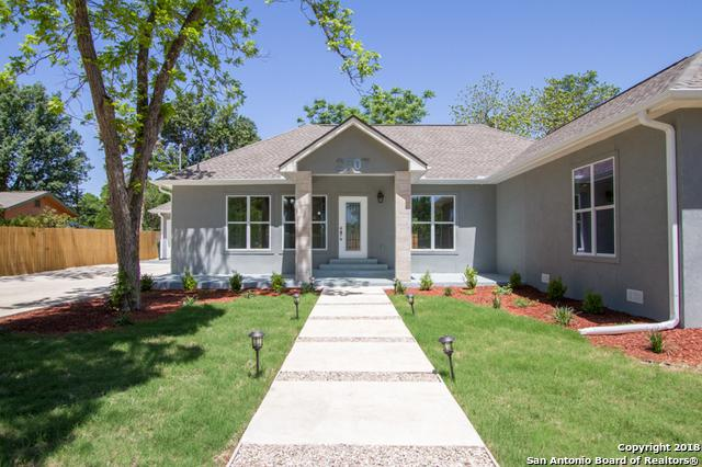 2707 Albin Dr, San Antonio, TX 78209 (MLS #1306578) :: Alexis Weigand Real Estate Group