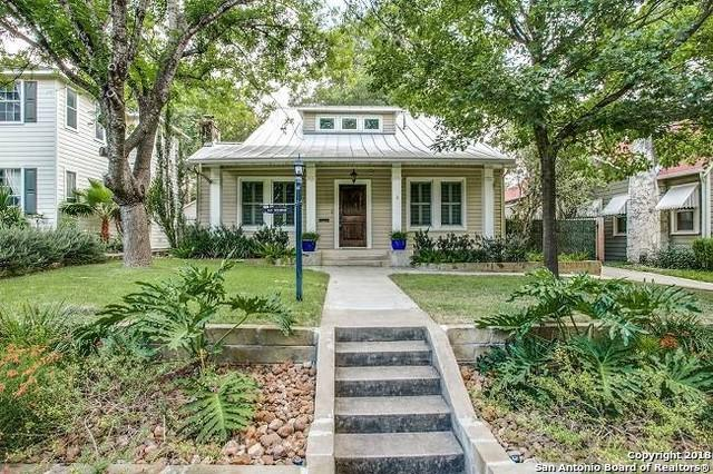 343 Wildrose Ave, Alamo Heights, TX 78209 (MLS #1306624) :: Alexis Weigand Real Estate Group