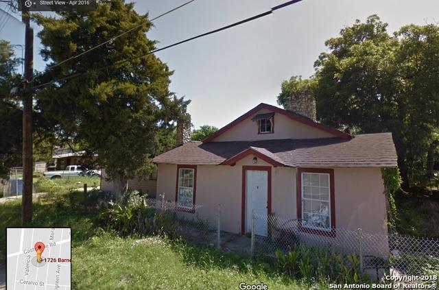 1726 Barney Ave, San Antonio, TX 78237 (MLS #1306669) :: Real Estate by Design
