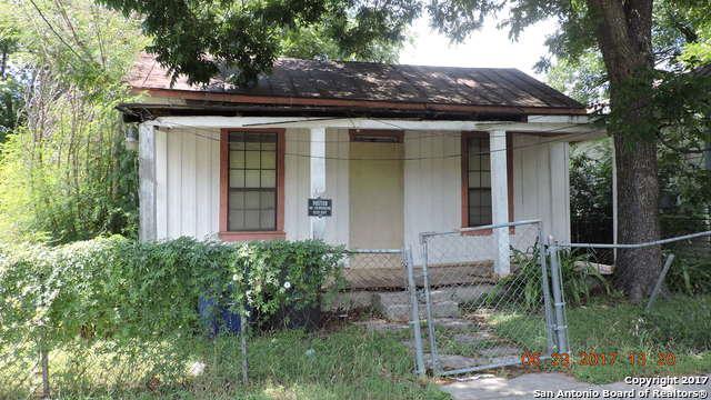 132 Camargo St, San Antonio, TX 78210 (MLS #1306693) :: Exquisite Properties, LLC