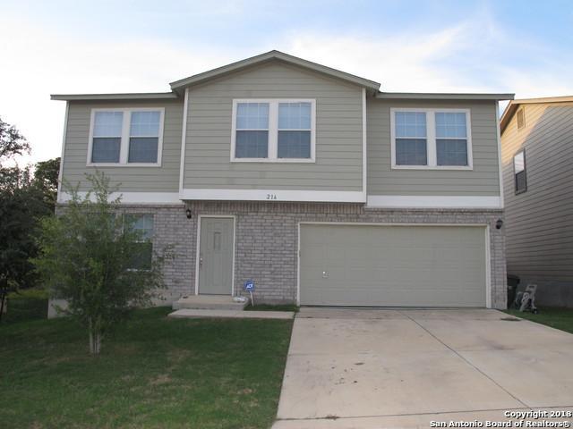 216 Hinge Creek, Cibolo, TX 78108 (MLS #1306745) :: Erin Caraway Group