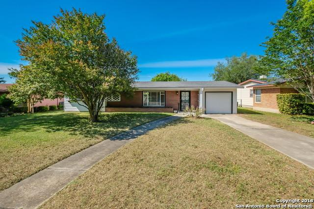 118 Bella Vista Dr, San Antonio, TX 78228 (MLS #1307302) :: Magnolia Realty