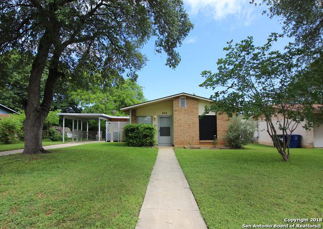 455 E Mally Blvd, San Antonio, TX 78221 (MLS #1307405) :: Exquisite Properties, LLC