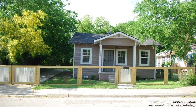 834 Potomac, San Antonio, TX 78202 (MLS #1307606) :: Magnolia Realty