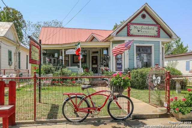 411 E Main St, Fredericksburg, TX 78624 (MLS #1307704) :: The Castillo Group