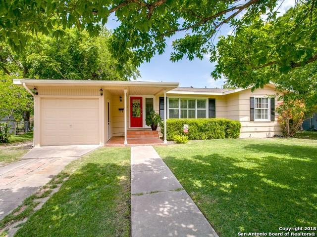411 Harmon Dr, San Antonio, TX 78209 (MLS #1307877) :: Erin Caraway Group