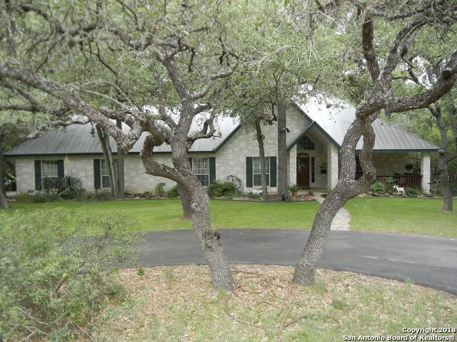 770 Shepherds Ranch, Bulverde, TX 78163 (MLS #1307948) :: The Suzanne Kuntz Real Estate Team