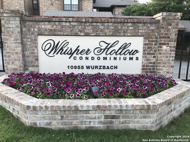 10955 Wurzbach Rd #604, San Antonio, TX 78230 (MLS #1308021) :: Alexis Weigand Real Estate Group