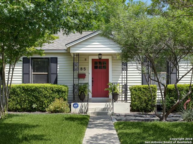 185 Bryn Mawr Dr, San Antonio, TX 78209 (MLS #1308094) :: Erin Caraway Group