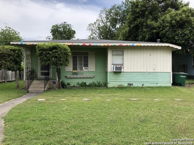 130 Gaskin Dr, San Antonio, TX 78212 (MLS #1308153) :: Tom White Group