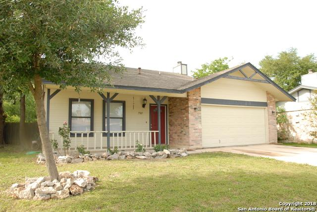 7507 Rustic Trail, San Antonio, TX 78244 (MLS #1308289) :: Erin Caraway Group