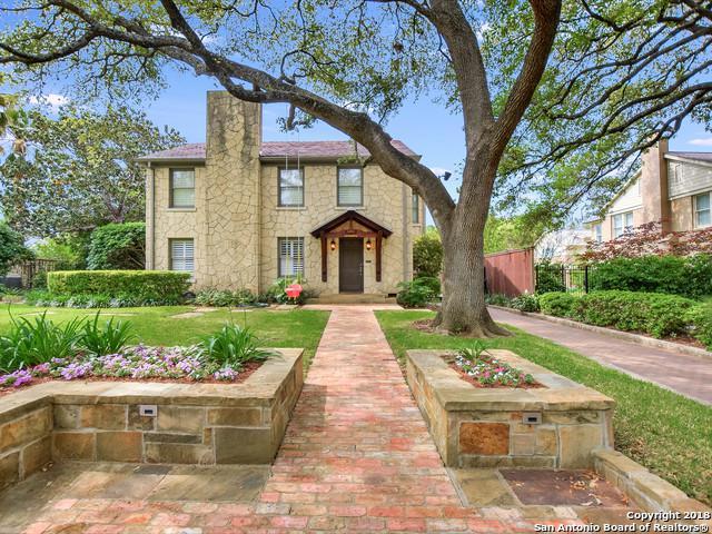 134 Brittany Dr, San Antonio, TX 78212 (MLS #1308463) :: Magnolia Realty