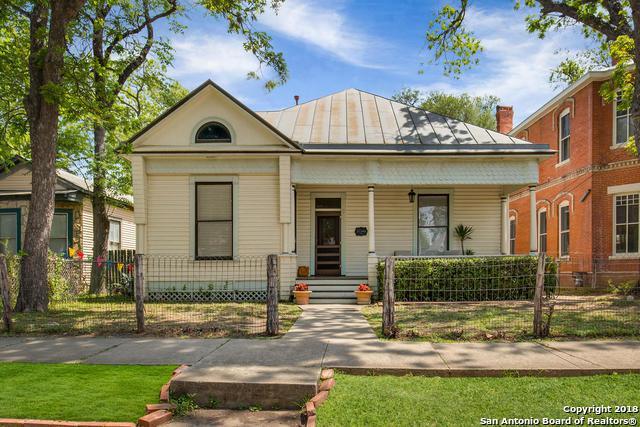 218 Adams St, San Antonio, TX 78210 (MLS #1308502) :: Exquisite Properties, LLC