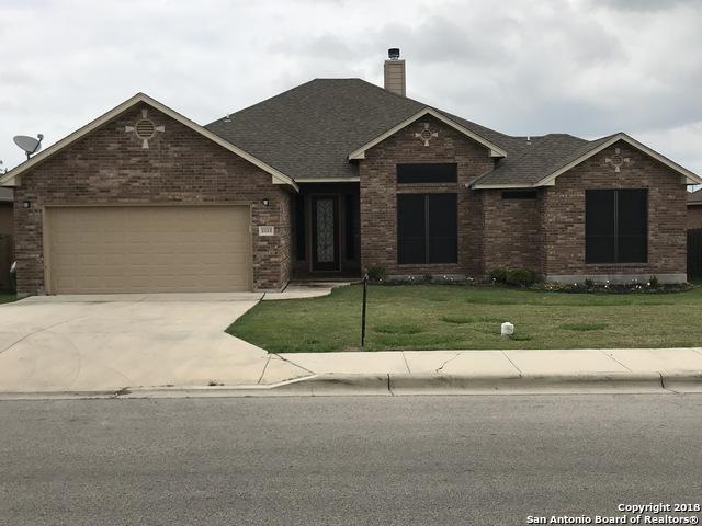 2223 Sun Pebble Way, New Braunfels, TX 78130 (MLS #1308580) :: Magnolia Realty