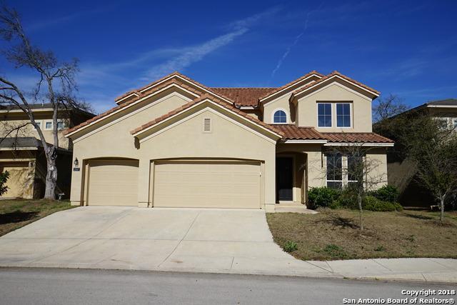 2807 Winter Gorge, San Antonio, TX 78259 (MLS #1308593) :: Exquisite Properties, LLC