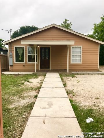 611 N San Bernardo Ave, San Antonio, TX 78228 (MLS #1308599) :: Magnolia Realty