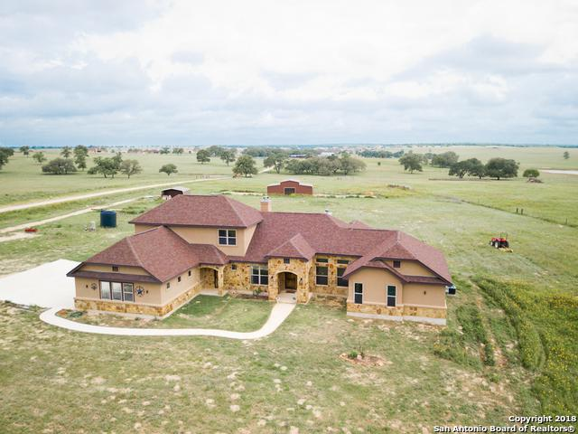 924 County Road 317, La Vernia, TX 78121 (MLS #1308884) :: The Castillo Group