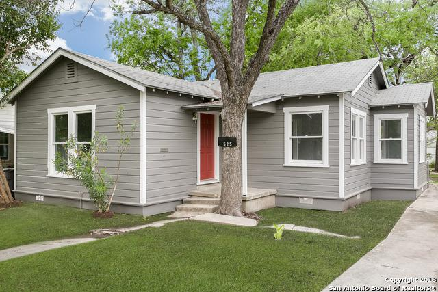 525 Greer St, San Antonio, TX 78210 (MLS #1309075) :: Erin Caraway Group