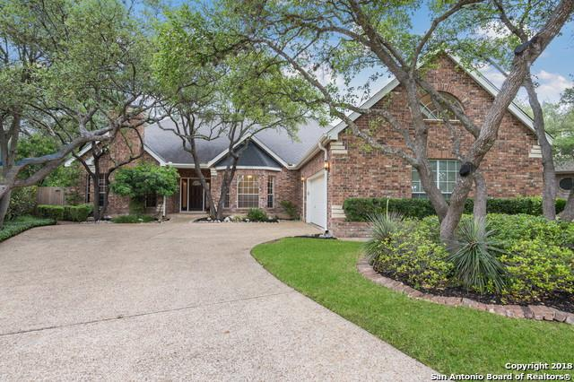 16226 Deer Crest, San Antonio, TX 78248 (MLS #1309102) :: The Castillo Group