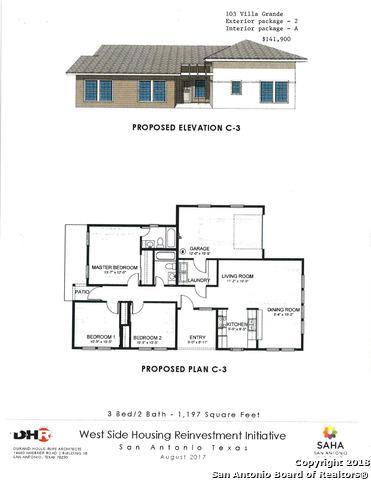 103 Villa Grande, San Antonio, TX 78228 (MLS #1309118) :: Erin Caraway Group