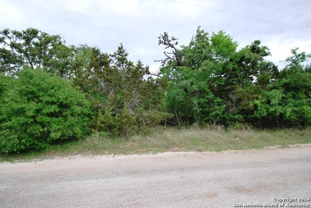 LOT 10 Black Bass Dr, Bandera, TX 78003 (MLS #1309138) :: Alexis Weigand Real Estate Group