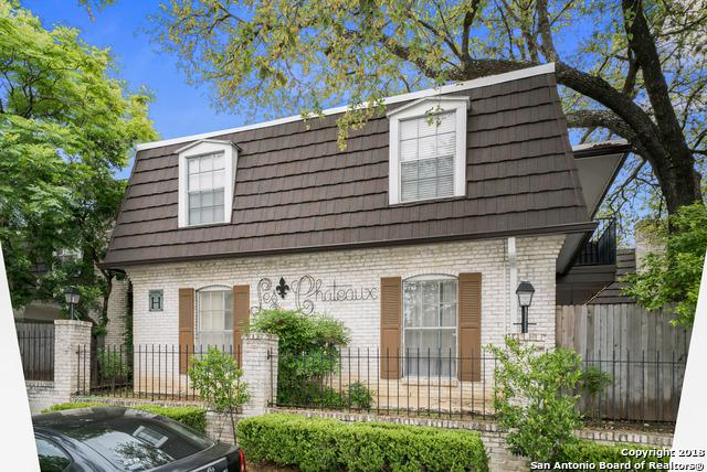 8038 Broadway St 111-H, San Antonio, TX 78209 (MLS #1309420) :: Tami Price Properties Group