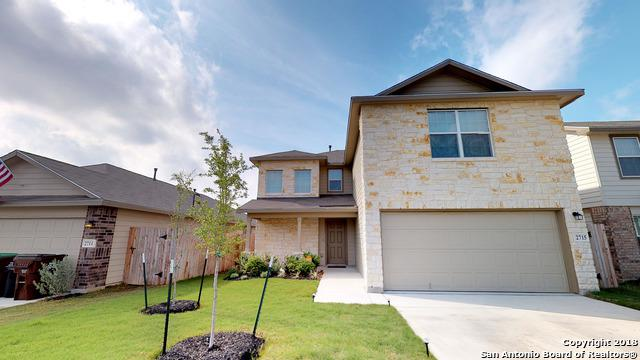 2715 Sunset Bend, San Antonio, TX 78244 (MLS #1309490) :: Exquisite Properties, LLC