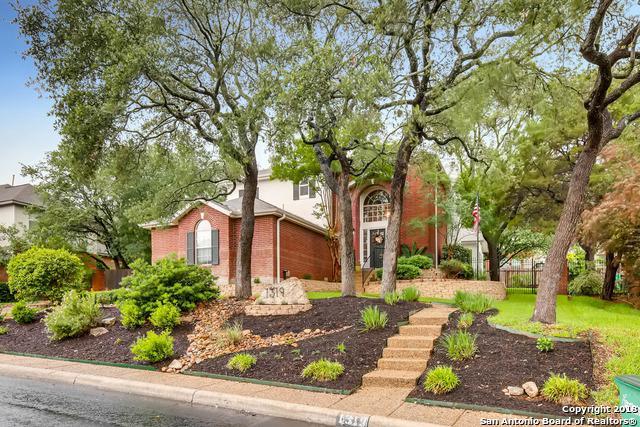 1319 Fawn Hvn, San Antonio, TX 78248 (MLS #1309646) :: The Castillo Group
