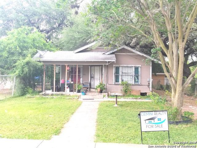 1210 S Walters, San Antonio, TX 78210 (MLS #1309677) :: Magnolia Realty