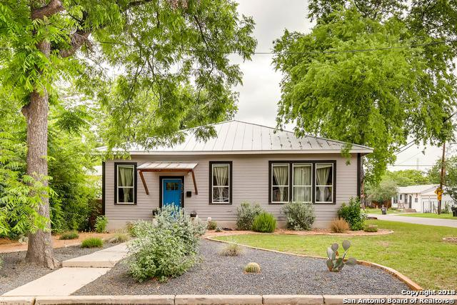 503 W Rosewood Ave, San Antonio, TX 78212 (MLS #1309802) :: Exquisite Properties, LLC