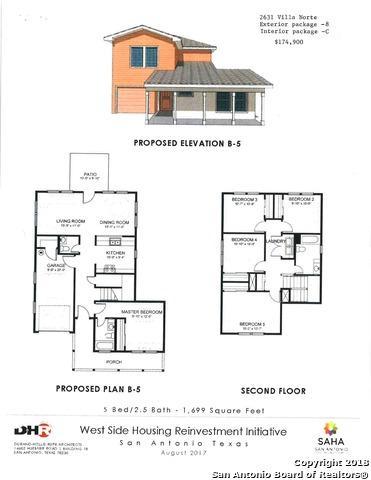 2631 Villa Norte, San Antonio, TX 78228 (MLS #1309887) :: Erin Caraway Group