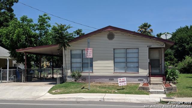 607 W Theo Ave, San Antonio, TX 78225 (MLS #1310029) :: Exquisite Properties, LLC
