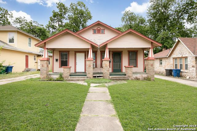 944 Bailey Ave, San Antonio, TX 78210 (MLS #1310046) :: Erin Caraway Group