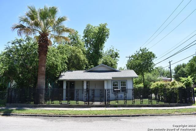 1554 W Hollywood Ave, San Antonio, TX 78201 (MLS #1310134) :: Magnolia Realty
