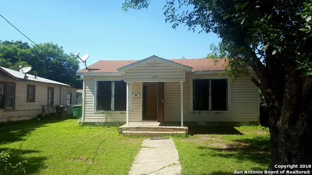 103 Aransas Ave, San Antonio, TX 78210 (MLS #1310195) :: Magnolia Realty