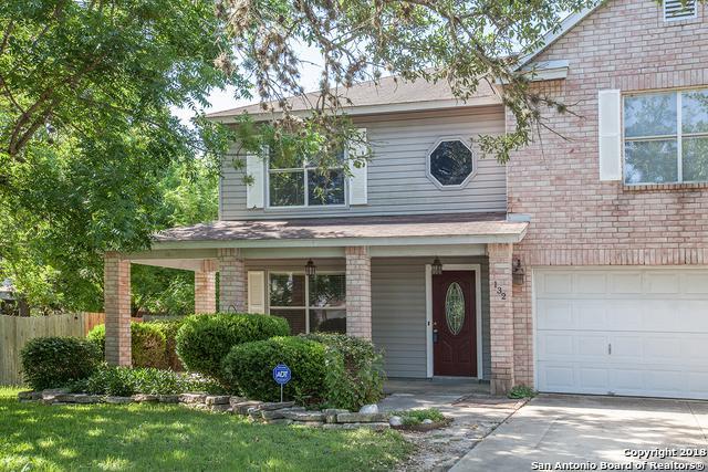 132 Newrock Creek, Schertz, TX 78154 (MLS #1310225) :: Exquisite Properties, LLC