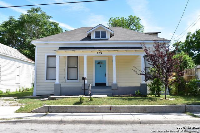 234 Stonewall St, San Antonio, TX 78214 (MLS #1310236) :: Magnolia Realty