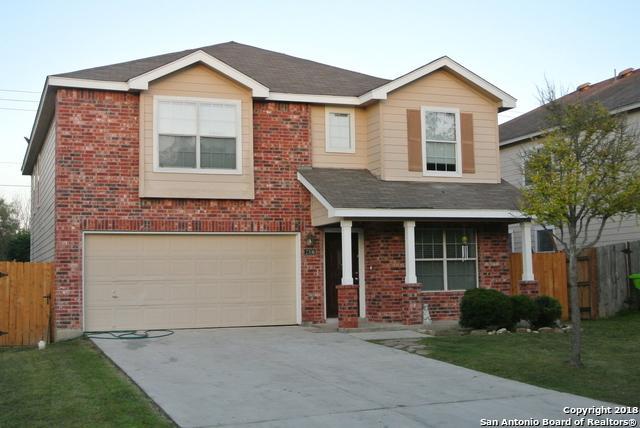 2306 Baxter Sta, San Antonio, TX 78245 (MLS #1310575) :: Erin Caraway Group