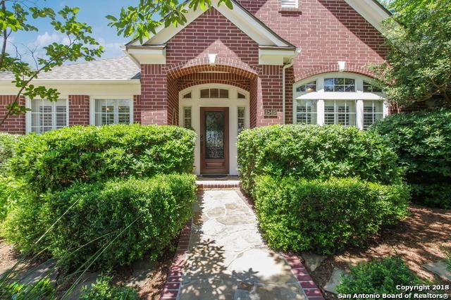 1546 Benton Woods, San Antonio, TX 78258 (MLS #1310590) :: Exquisite Properties, LLC